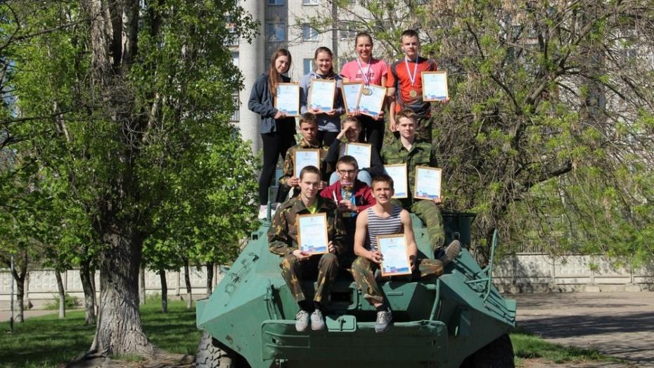 Команда павловских юнморов заняла в областной игре «Победа» 3 место