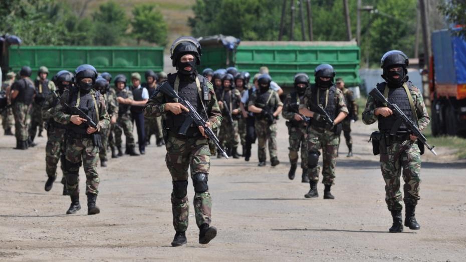 В Воронежской области силовики обезвредили захвативших заложников «террористов»