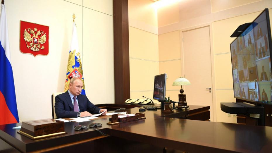 Путин на совещании по коронавирусу: «Никаких поводов для самоуспокоенности нет»