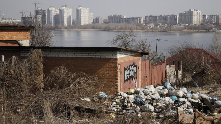 В Воронежской области установили тариф на вывоз мусора
