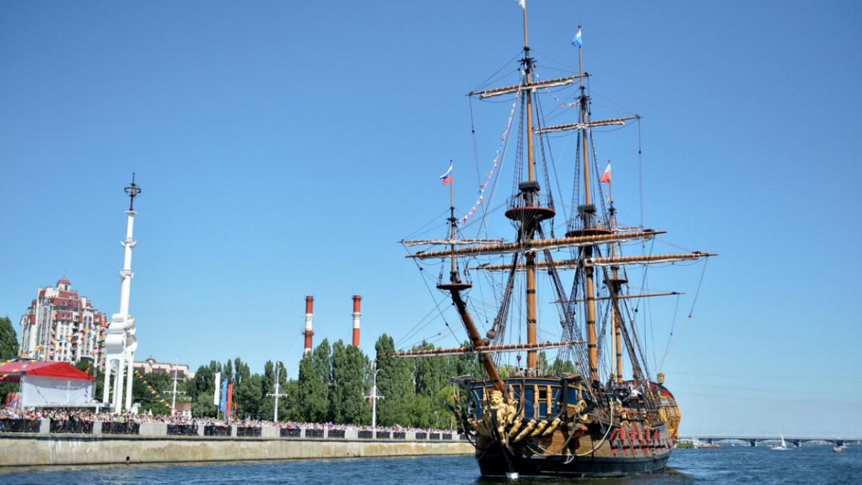 Корабли, наука, книги. Десять причин любить Воронежскую область