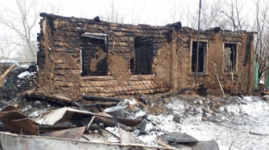 Следователи возбудили уголовное дело после гибели семьи на пожаре в Воронежской области
