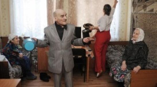 Писаревка воронежской об дом престарелых санпин для домов престарелых 2015