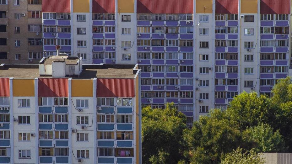 Квартиры в воронежских новостройках за полгода подорожали на 12,6%