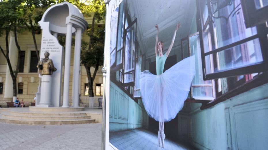 В Воронеже открылась фотовыставка о русском балете