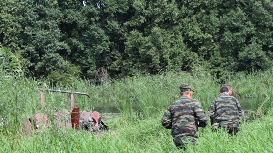 Вкрушении вертолета под Воронежем обвинили пилота
