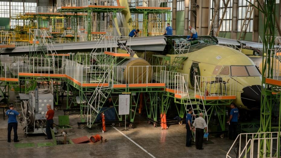Воронежский авиазавод планирует выпускать повосемь Ил-112В вгод