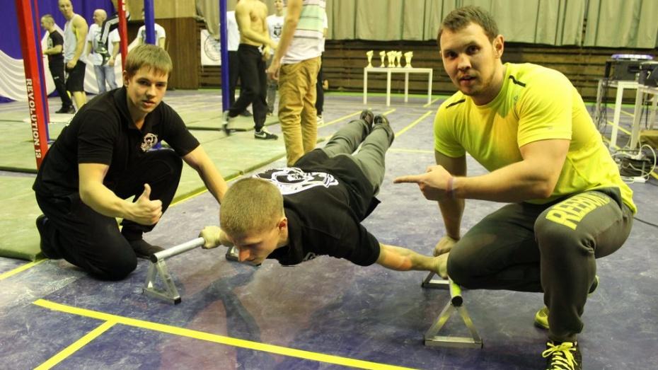 Хохольские воркаутисты проведут в Воронеже акцию «Победный рубеж»