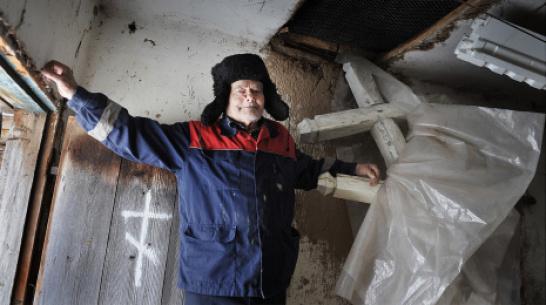 Заброшенные хутора: как пустеют воронежские деревни. Бирючий