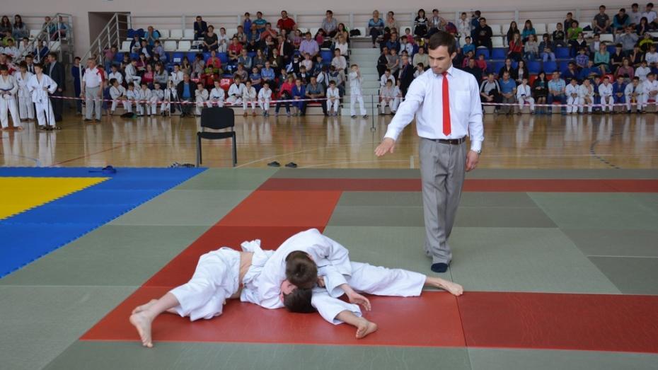 В Поворино прошел областной турнир по дзюдо «Победа»