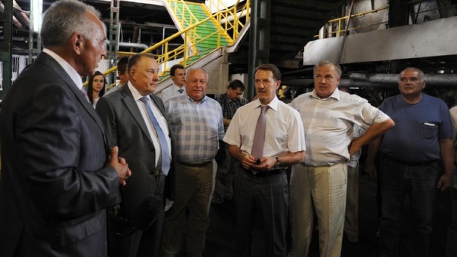 Правительство области поможет возродить Садовский сахарный завод