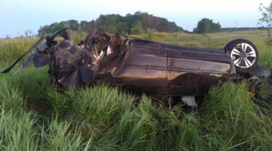 Сотрудники воронежской колонии попали в смертельное ДТП после посиделок на природе