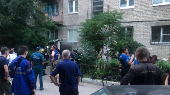 Сварочные работы в подвале пятиэтажки в Воронеже спровоцировали пожар