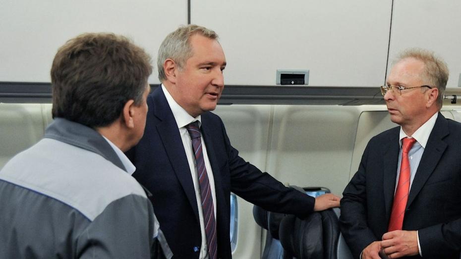 Дмитрий Рогозин обсудит на Воронежском мехзаводе качество выпускаемых двигателей