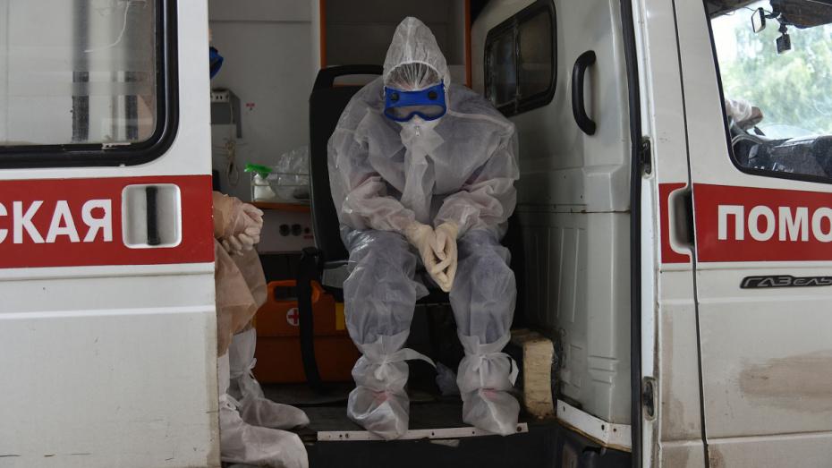 В Воронежской области за сутки COVID-19 подтвердился у 93 пациентов