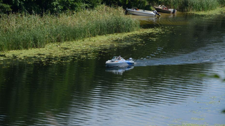 Маломерным судам разрешили плавать по водоемам в Воронежской области