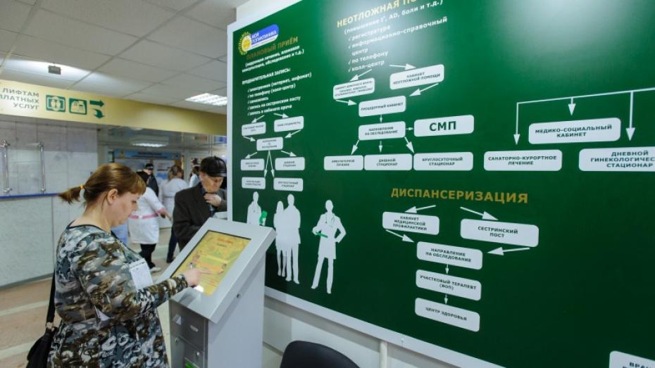 На модернизацию электронного здравоохранения в Воронежской области направят до 29 млн рублей