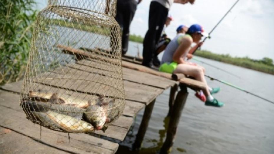Под Воронежем пройдет 3-й турнир по рыбной ловле