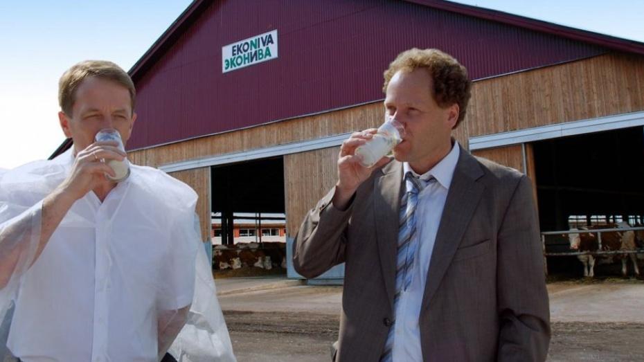 В Каменском районе достроили молочный комплекс на 2200 голов