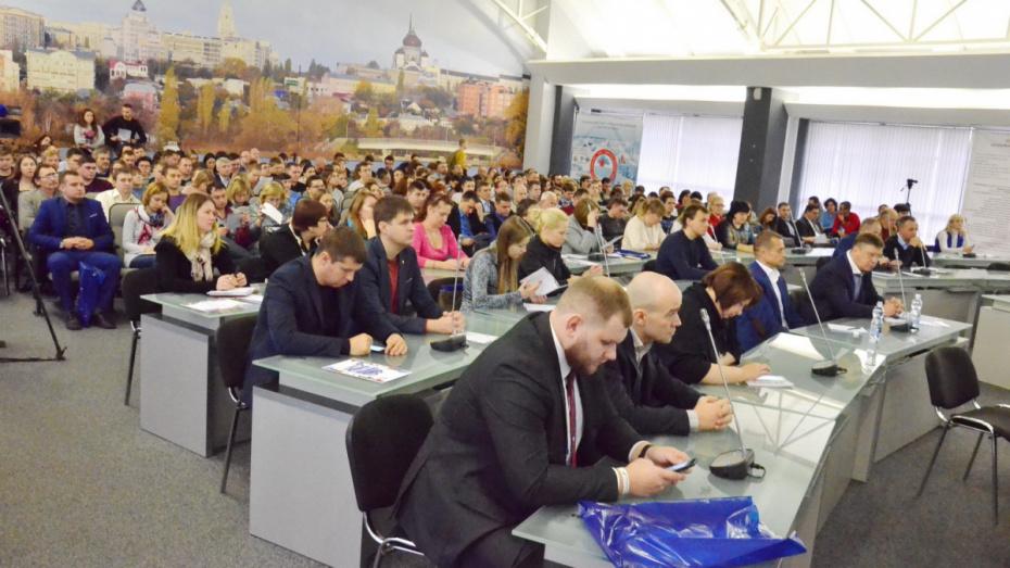 В опорном вузе Воронежа прошел всероссийский форум по обмену опытом в сфере BIM-технологий