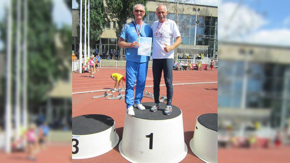 Нижнедевицкий спортсмен выиграл «серебро» на чемпионате России по легкой атлетике