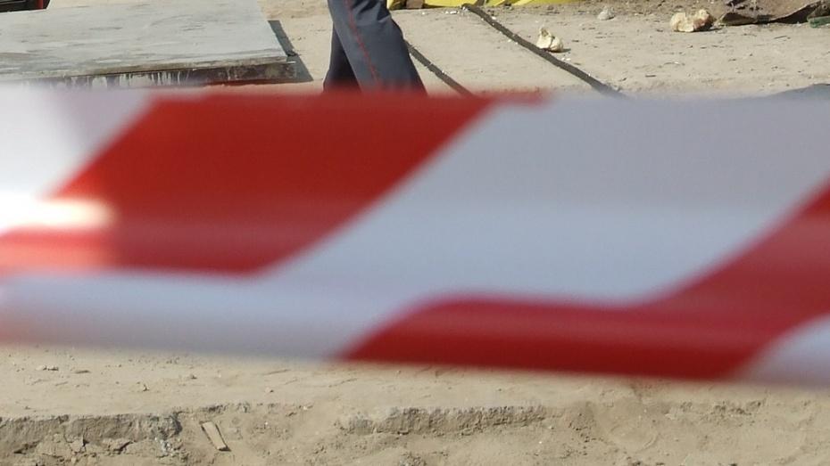 Женщина погибла при взрыве в селе в Воронежской области