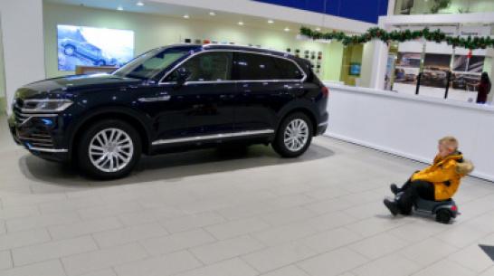 Представительство Volkswagen выбрало2 новых дилеров в Воронеже