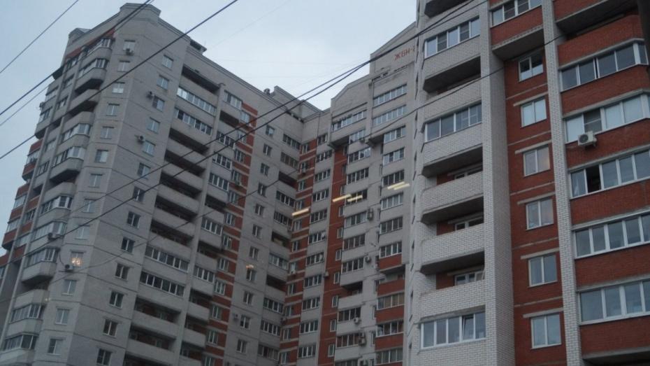 Мужчина выпал из окна 25 этажа в Воронеже