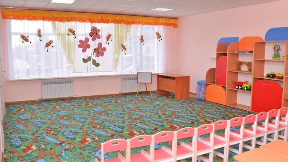 Бутурлиновский детский сад открылся после капитального ремонта
