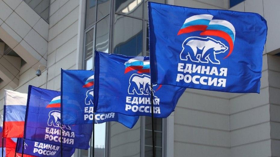 Воронежские единороссы получат 500 млн рублей на развитие 4 партийных проектов