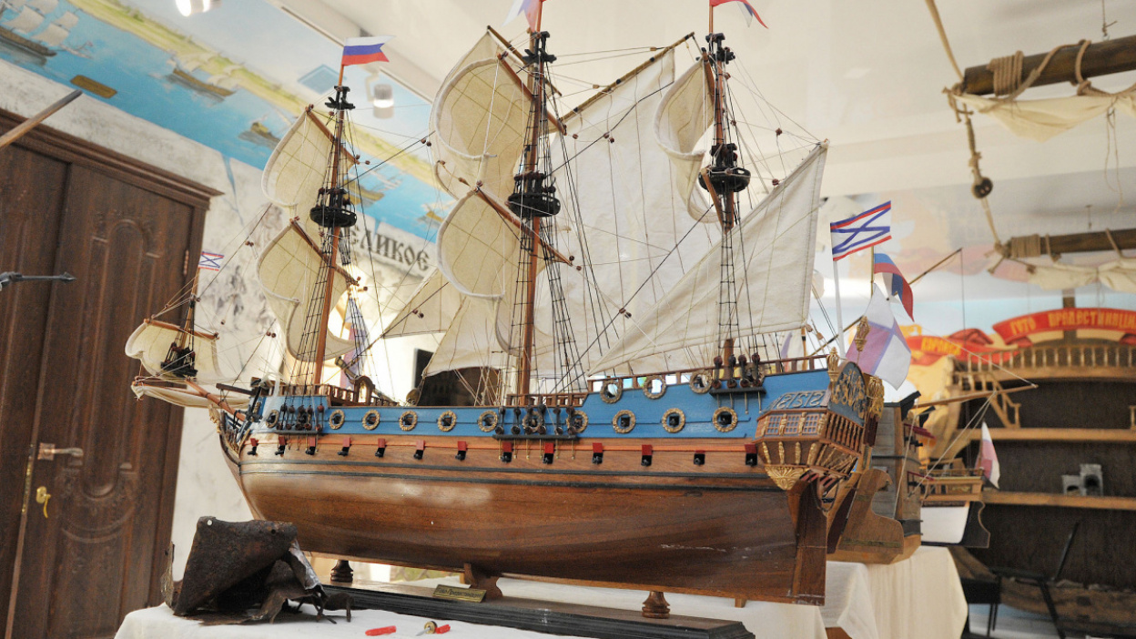 Тест РИА «Воронеж». Знаете ли вы историю Военно-Морского Флота?