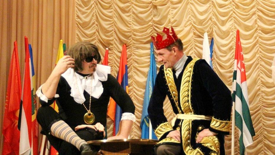 В Семилуках завершил свою работу «Толерантный театр»