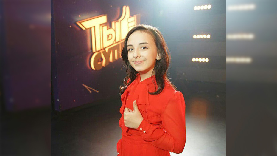 Жительница Лисок поучаствовала в шоу-проекте «Ты супер!»