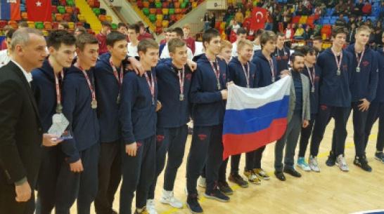 Воронежский баскетболист получил вызов в юниорскую сборную России