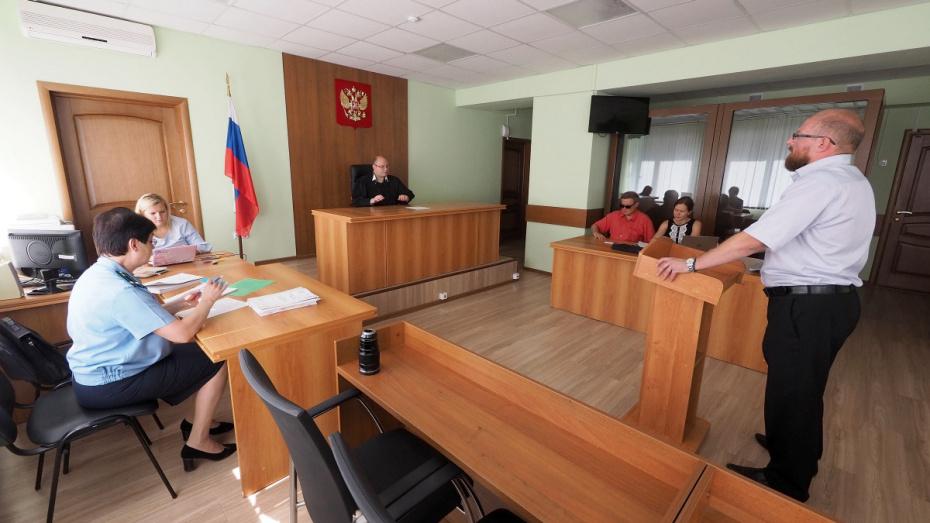 Прокуратура попросила для бывшего главного архитектора Воронежа 4 года колонии