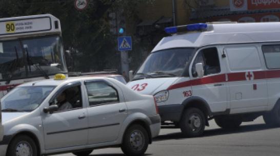 В Воронеже за рулем скончался 37-летний мужчина
