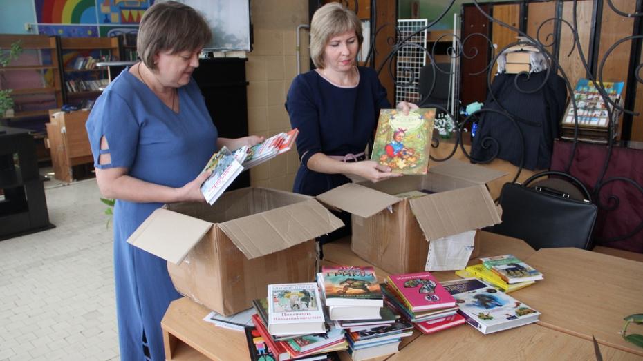 В Подгоренскую детскую библиотеку поступило  111 книг
