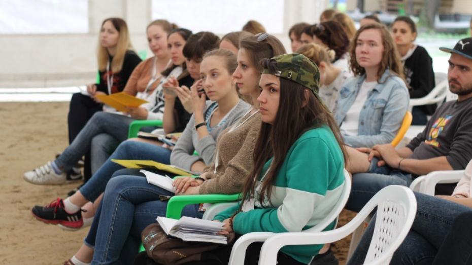 В Воронежской области разработают программу поддержки талантливой молодежи