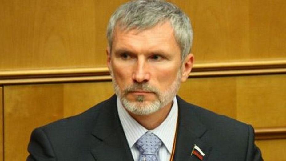 Депутат Госдумы от Воронежской области предложил стрелять в грабителей на поражение