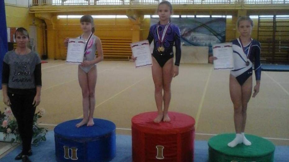 Бобровская спортсменка завоевала «бронзу» на первенстве ЦФО по гимнастике