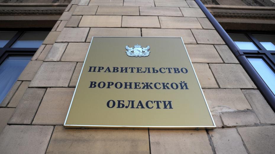 Глава региона анонсировал сокращение сотрудников правительства Воронежской области