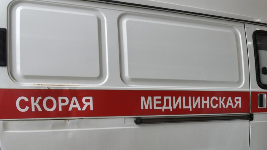 В Воронежской области легковушка врезалась в КамАЗ: погибли 2 человека