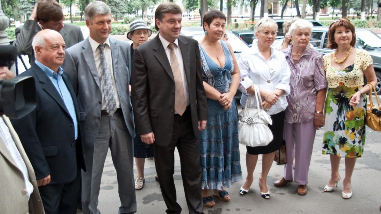 Тест РИА «Воронеж». Помните ли вы Воронеж при разных мэрах?