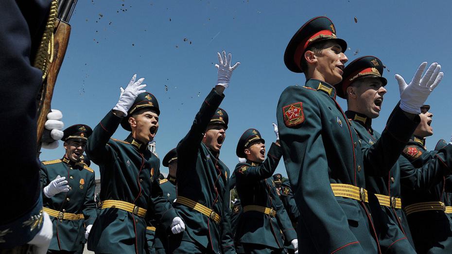 Центр Воронежа перекроют 22 и 29 июня из-за выпуска офицеров военно-воздушной академии