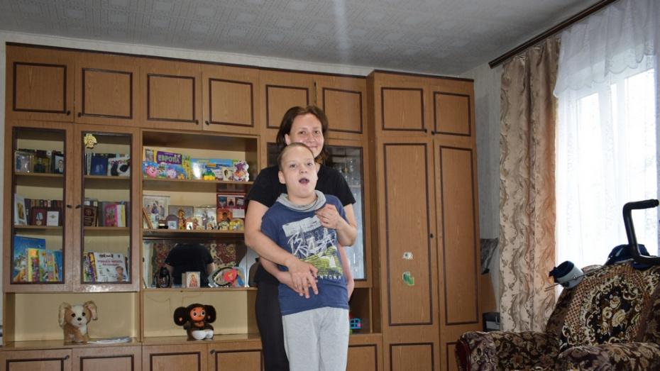 Жительница Борисоглебска попросила помощи в сборе средств для больного сына