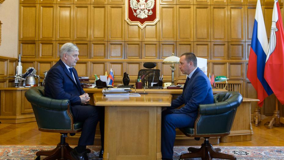 Мэра Нововоронежа рассмотрят на должность зампредседателя облправительства