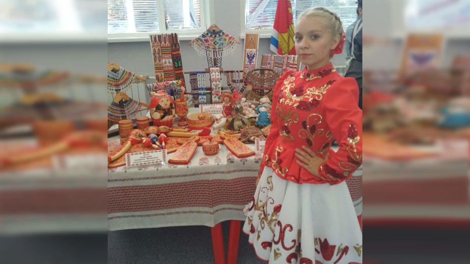 Павловская школьница завоевала Гран-при международного конкурса «Фактор успеха»