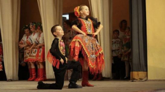 Аннинские танцоры стали лауреатами двух международных конкурсов