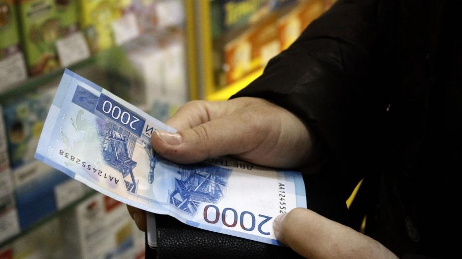 Настоящие заработной платы воронежцев загод увеличились практически на4% — Статистики