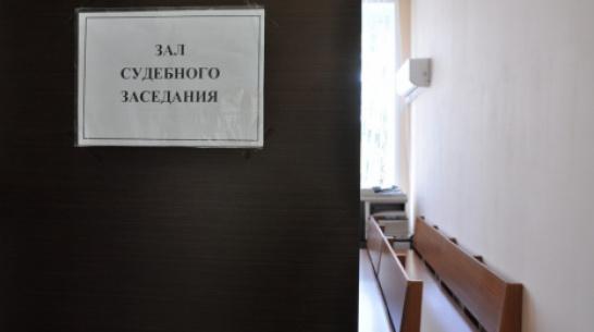 В Павловске 49-летнему сельчанину дали условный срок за удар по лицу женщины-полицейского
